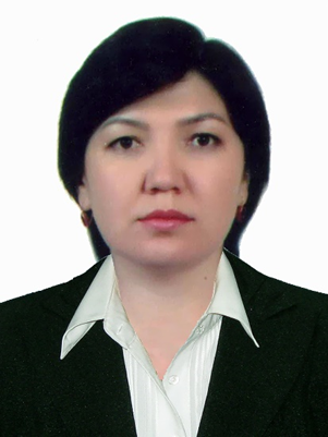 Tajetdinova Dilarom Mnajatdinovna
